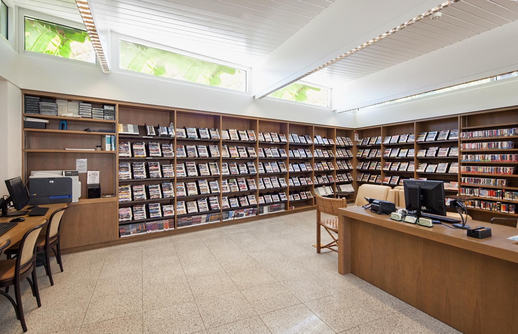 Boca Grande Media Library