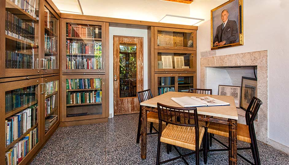 Stratton Reading Room